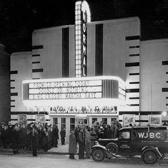 Normal Theater 1937
