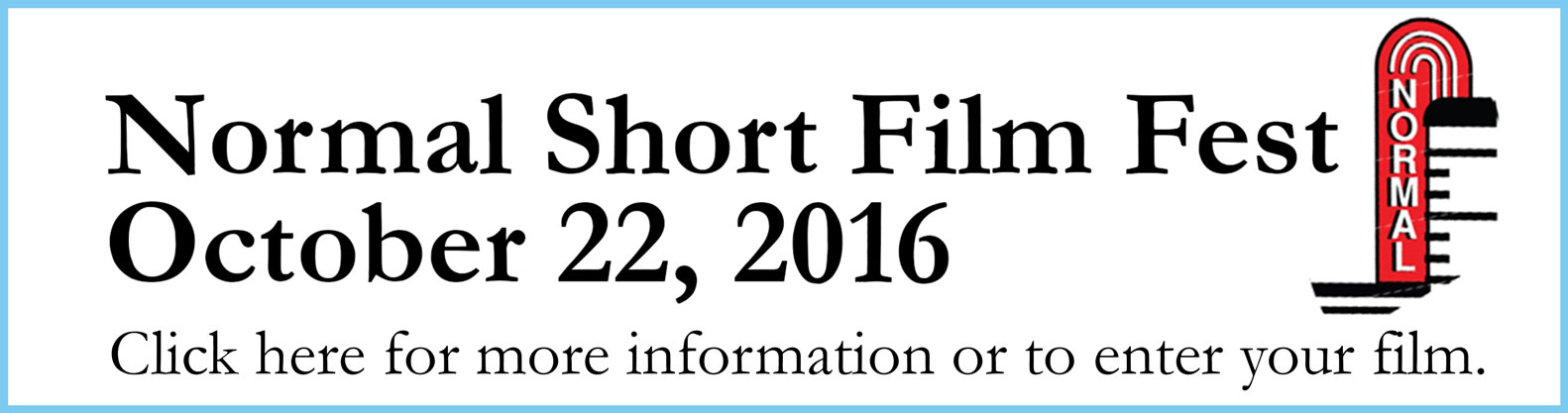 Normal Short Film Fest 2016 Application